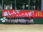全日本学童東京都大会優勝しました!